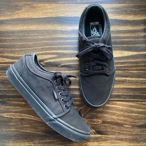 Vans Authentic PRO Black Sneakers